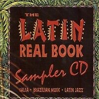 LATIN REAL BOOK Sampler CD