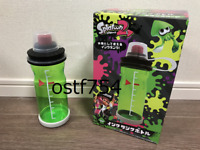 Splatoon 2 Ink Tank Bottle Water Bottle 500ml Neon Green Nintendo