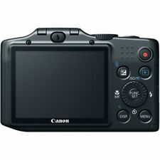 Canon PowerShot SX160 IS 6354B001 16MP Digital Camera (Black)