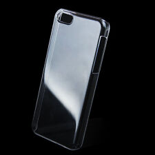 For Apple iPhone 5C Clear Crystal Transparent Ultra Thin Hard Snap-On Case Cover