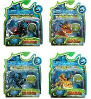 How to Train Your Dragon Colour Change Collectible Mini Dragons Toothless