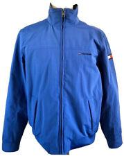 Tommy Hilfiger Mens Yachting Jacket Full Zip Windbreaker...