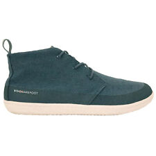 Vivobarefoot Mens Boots Gobi II Eco Casual Lace-Up Trainers Sneakers Textile