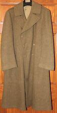 Overcoat, Wool, Melton O. D. Roll Collar, 32 oz, SZ 40S
