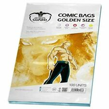 Ultimate Guard Comic Bags Golden Size 100ct