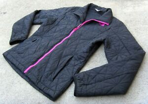 THE NORTH FACE Tamburello Quilted Jacket women's Sz Small Black