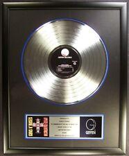 Guns N' Roses Appetite For Destruction LP Platinum Non RIAA Record Award Geffen