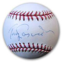 Tommy Lasorda Signed Autographed MLB Baseball Los Angeles Dodgers JSA FF06615