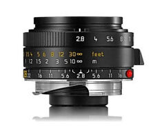 [NEAR MINT+++] LEICA Elmarit M 28mm F/2.8 Black Lens from Japan