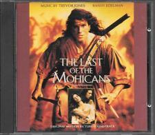 CD BOF/OST 16 TITRES--THE LAST OF THE MOHICANS--TREVOR JONES/RANDY EDELMAN