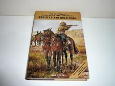 THE AUSTRALIAN ILLUSTRATED ENCYCLOPEDIA OF THE ZULU & BOER WARS SIGNED BY AUTHOR