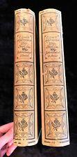 Die Frau im 18. Jh. - E.& F. Goncourt - 2 Bände - Geschichte - Mode - 1920(R102)