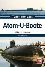 Sous-marins nucléaires soviétique et la russie types de modèles données faits LIVRE BOOK NEUF
