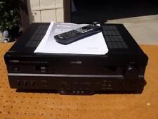 YAMAHA RX-V520 A/V RECEIVER 5.1 CHANNEL  240 WATT + REMOTE BUNDLE NICE COND