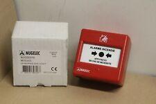 NEUF : NUGELEC NUG30316 / Déclencheur Manuel Saillie Rouge alarme incendie