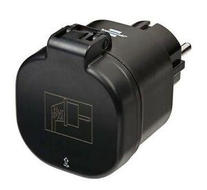 Brennenstuhl Wifi Adapter XS02 Wa 3000 XS02, Black, IP44 De