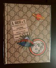 "GUCCI Notebook ""MY GUCCI BOOK"" Limited Edition / OGGI 2017"