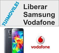 Liberar Samsung Vodafone Galaxy Ace 2 3 Nexus Omnia Note II N7100 S Advance Plus