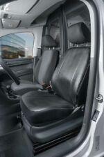 Passform Kunstleder Transporter Sitzbezüge VW Caddy, Einzelsitz vorn ab 02/2004