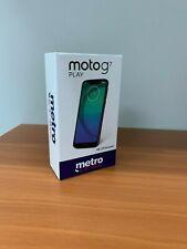 Motorola Moto G7 Play- 32GB (Metro By T-Mobile) (METRO PCS) (NEW)