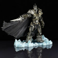 World of Warcraft Action Figurine 20cm PVC WOW Arthas Lich King NEW WITH BOX