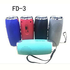 CASSA SPEAKER BLUETOOTH TF USB VIVAVOCE CELLULARE SMARTPHONE TABLET FD-3