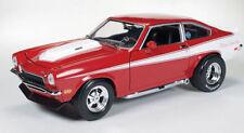 1:18 AUTOWORLD /ERTL 1971 BALDWIN MOTION CHEVROLET VEGA RED  -SONDERPREIS