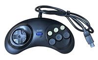 Sega Mega Drive Controller 6 Button Replacement New Aftermarket Pad