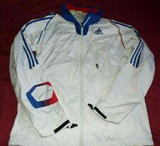 Veste K Way(No Maillot)Adidas Officielle Equipe De France Olympique Taille L