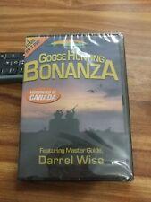 Goose Hunting Bonanza DVD Stoney wolf 3 films One dvd brand new Canada original