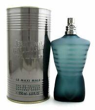 Jean Paul Gaultier Le Male Maxi EDT 200ml 6.7oz For Men 100% Original NIB Sealed