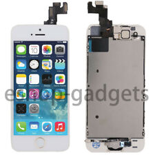 White For iPhone SE Touch Screen LCD Display Digitizer Replacement + Home Button