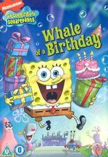 Spongebob - Whale of a Birthday (DVD)