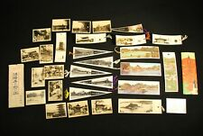 New ListingVintage Early 1900'S Japanese Bookmarks / Temple Photos