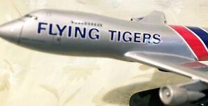 Flying Tigers , Metal Diecast Model , Boeing 747 200F