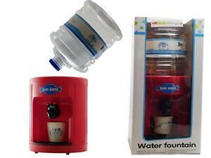 Mini Water Dispenser 8 Glasses Water Dispenser Red  Style 2.5 litres