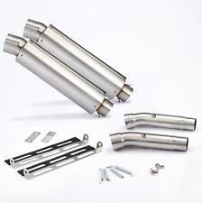 Titanium Exhaust Ducati Monster 600 620 695 750 900 1000 695 620 800 S4 EX169