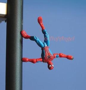 MARVEL DC OMICS SPIDER-MAN #3 FIGURE MAGNETIC ORNAMENT Magnet Spiderman A142
