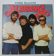 ALABAMA - The Touch - Excellent Condition LP Record