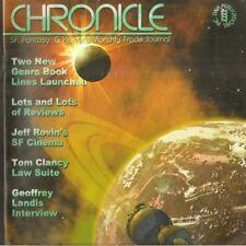 SCIENCE FICTION CHRONICLE March 2004. GEOFFREY LANDIS interview. Don D'Ammassa