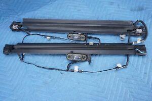Lexus LX470 Running Step Board Lens Lamp Passenger Side 2 pc Set 03-07 OEM