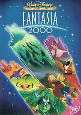 DVD - FANTASIA 2000 - Walt Disney