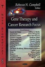 Gene Therapy and Cancer Research Focus - New Book Rebecca N. Campbell