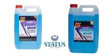 Triple QX 5 L Litre Screenwash Screen Wash -15C Protection Winter & All Seasons