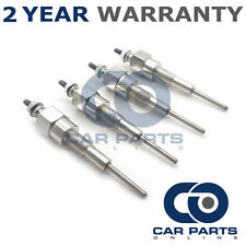 4x Diesel Heater Glow Plugs For Morris Marina 1.5 D 1500 Dual Core