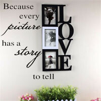 Word Quotes Wall Decor Stickers Inspiration Art Removable Home Decal Decorations