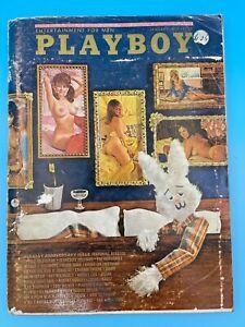 USA Playboy Magazine - January 1970
