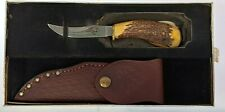 Vintage Case XX 523 3 1/4 SSP 7 Dot 1983 Lightning Bolt S Pheasant Original Box