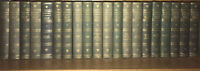 THE HARVARD CLASSICS! SHELF OF FICTION! 1917 First Edition COMPLETE 20 Volumes