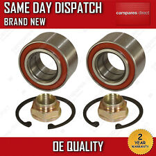 ROVER 25 / 200 / CABRIOLET/400/ COUPE X2 FRONT WHEEL BEARING KIT 1990-2005 *NEW*